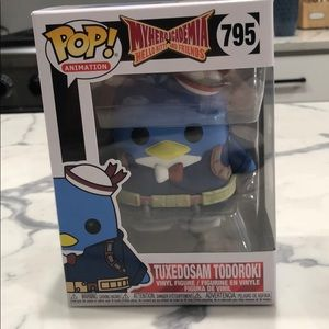 Funko pop 795 my hero academia /hello kitty pop!